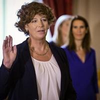 Трансгендер получила должность вице-премьера.